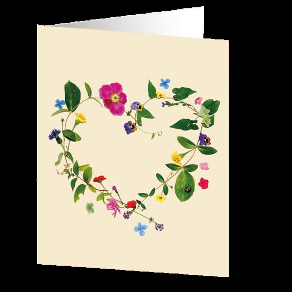 Medium kort i serien Botanicals